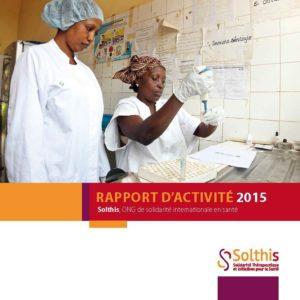 Notre Rapport d'activité 2015 est disponible