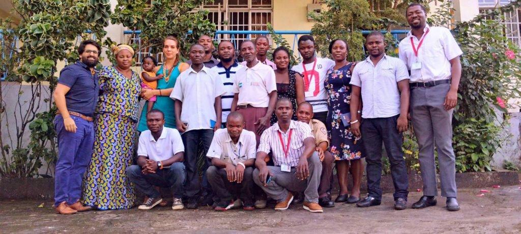 Equipe Sierra Leone 2016