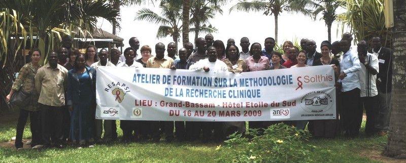 Atelier Formation Recherche clinique