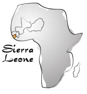 Carte Sierra-Leone