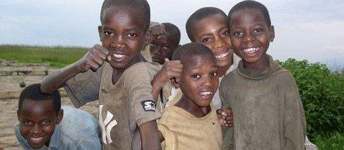 Enfants Burundi