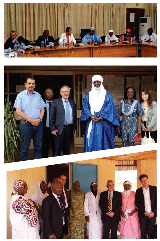 voyage parlementaire au Niger