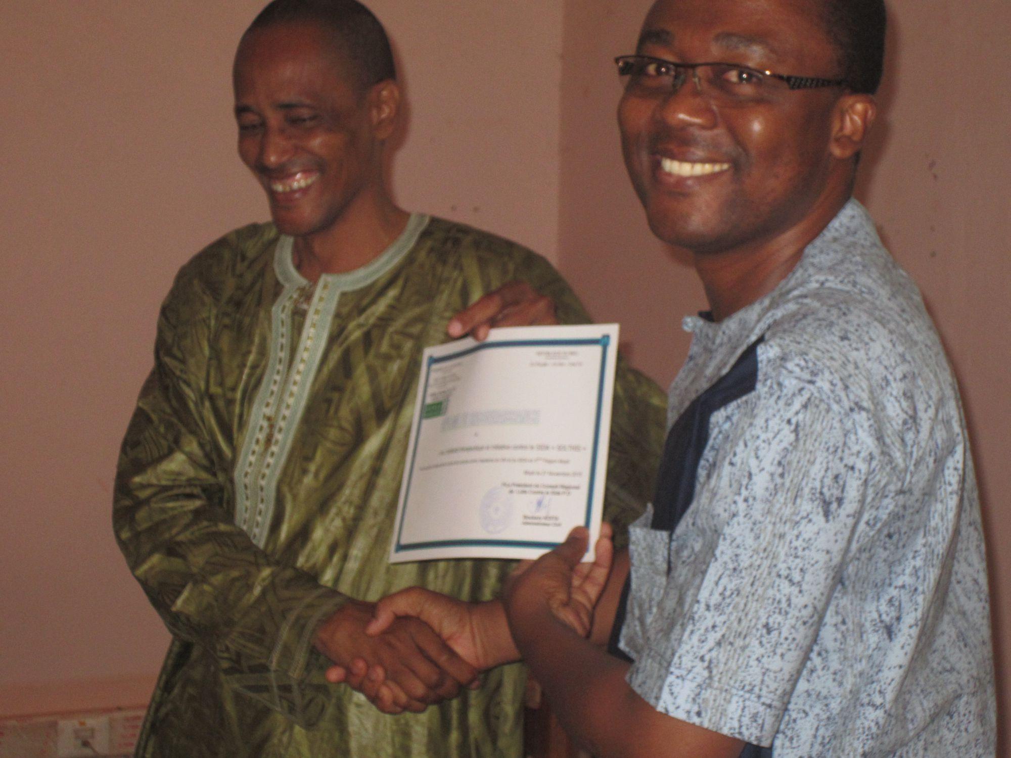 Mopti Bilan de l'assistance technique Solthis pour la décentralisation de la prise en charge du VIH