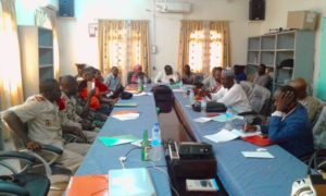 """Workshop on the project """"Improvement of living conditions of prisoners in Say and Niamey"""""""