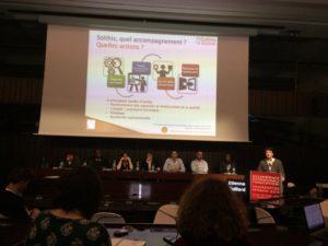 Intervention au symposium d'Etienne Guillard