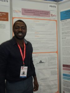 AIDS 2016: our study on low retention of patients in ARV treatment during recent Ebola outbreak in Conakry presented as a poster and quoted in La lettre de l'infectiologue