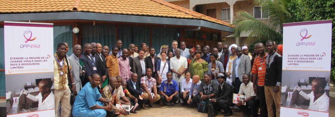 Prolongation pour 3 ans du projet OPP-ERA en Guinée