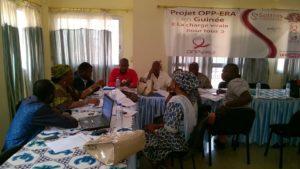 Atelier d'élaboration du plan de renforcement de la demande en charge virale à Conakry
