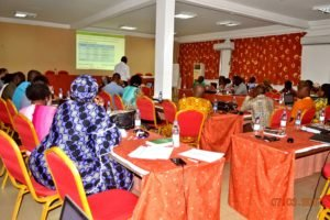AFRAVIH : Solthis took part in the 5th Clinical Research Course  in Abidjan – Côte d'Ivoire