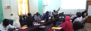 Solthis – Niger: 29 health workers of the Epidemiological Surveillance Unit (CSE) trained at PLHIV care's data management software